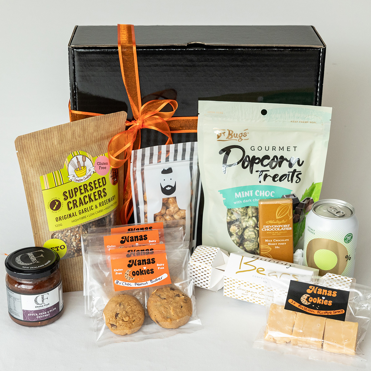Nanas Cookies homemade cookies and gift baskets. Send cookies to friends, family, and colleagues or order cookies online for home delivery.